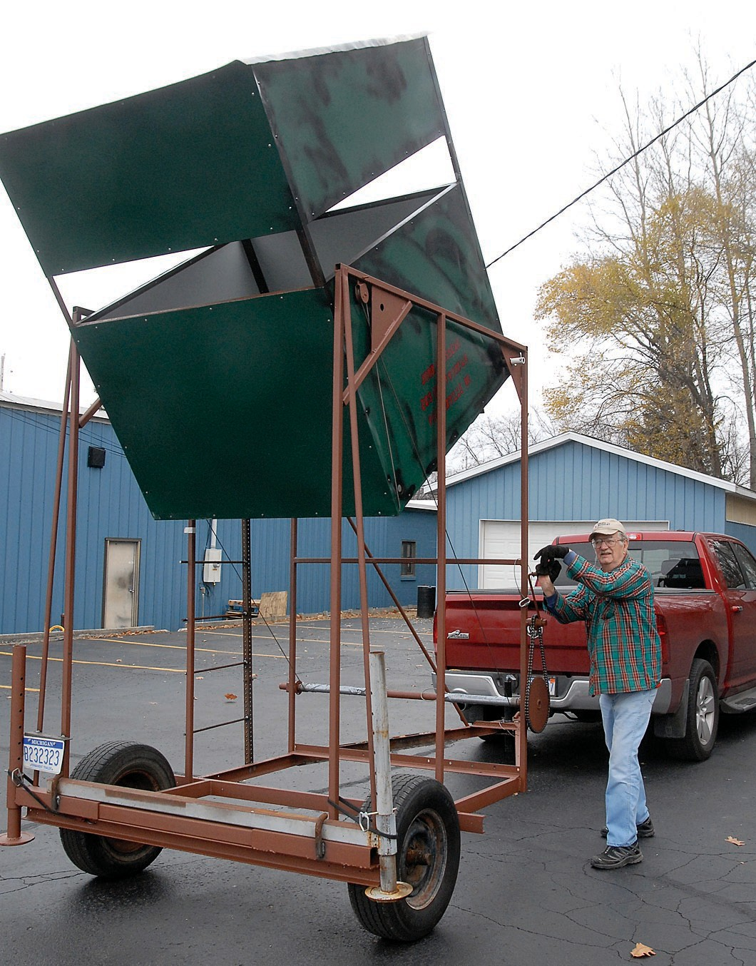 EYE IN THE SKY | Houghton Lake Resorter