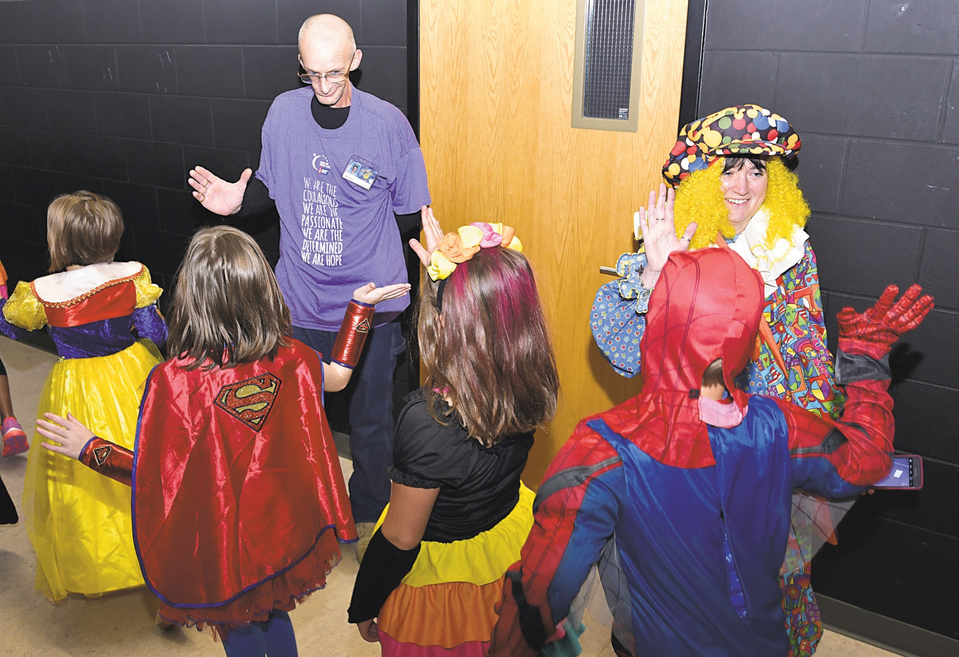longtime volunteer popeye honored guest at roscommon relay recess